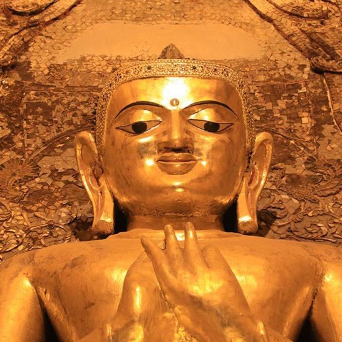 Buddha Image Myanmar Burma