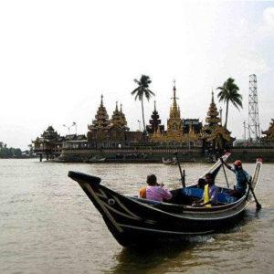 Syiam Thanlyin Yangon Myanmar