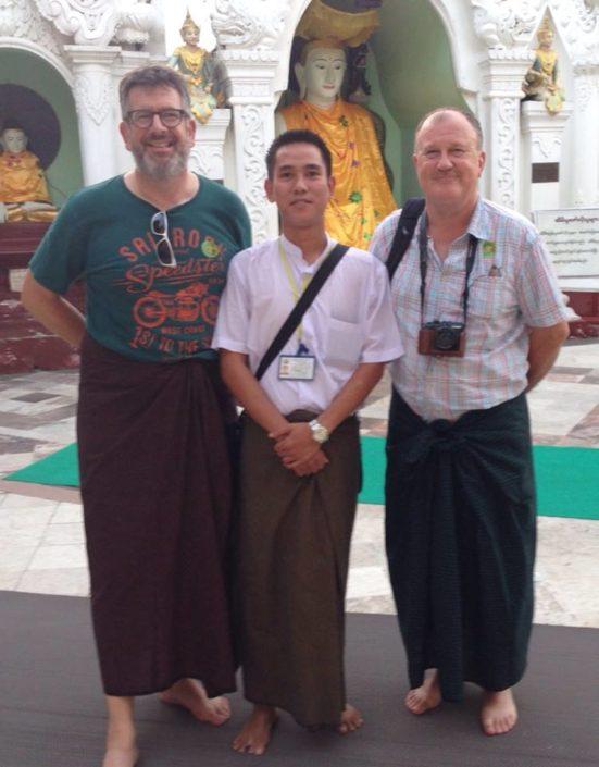 Aung Myin @ Victor