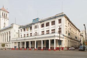 Bombay Burmah Trading Yangon
