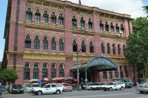 Central Post Office Yangon