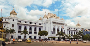 City Hall Yangon