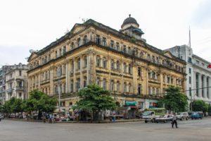 Former Sofaer's Yangon