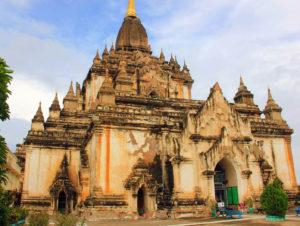 Gawdawpalin Bagan Myanmar