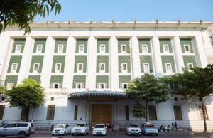 Grindlays Bank Yangon