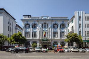 Lloyds Bank Yangon