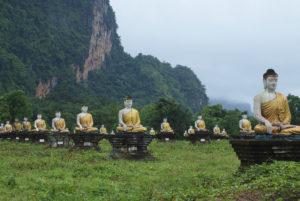 Lumbini Garden Hpa-An Myanmar Burma