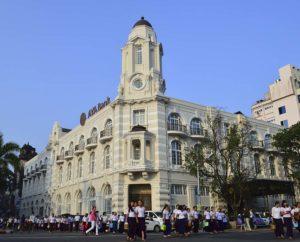 Rowe & Co. Department Yangon