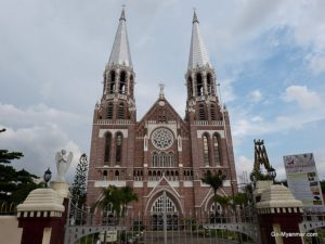 St Mary's Cathedral Yangon