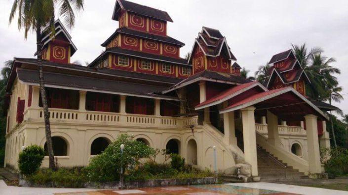 Myanmar Burma Mawlamyine Moulmein