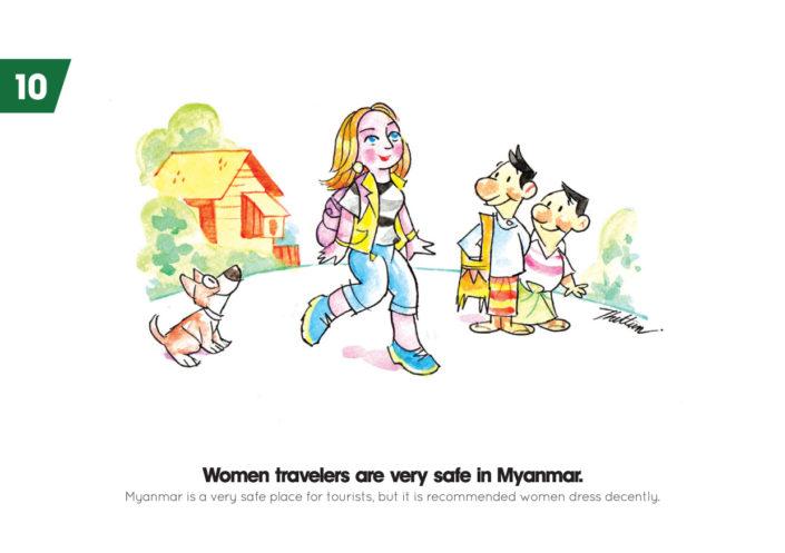 Dos Don't Myanmar Burma